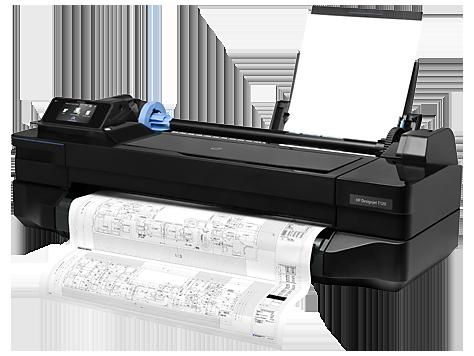 HP DesignJet T120 Yazıcı