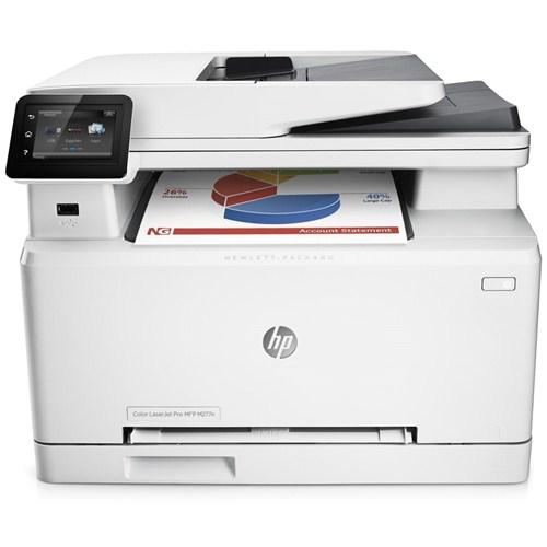 HP LaserJet Pro M277n Faks + Fotokopi + Tarayıcı + Laser Yazıcı B3Q10A