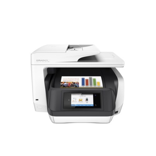 HP OfficeJet Pro 8720 Fotokopi + Faks + Tarayıcı + Yazıcı D9L19A