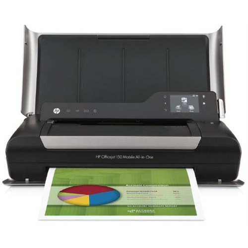 HP Officejet Mobile 150 Tarayıcı + Fotokopi + Bluetooth Yazıcı CN550A