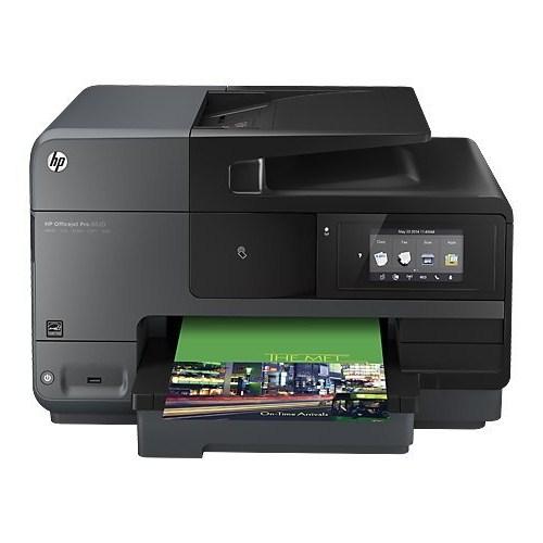 HP Officejet Pro 8620 Faks + Fotokopi + Tarayıcı + Yazıcı A7F65A