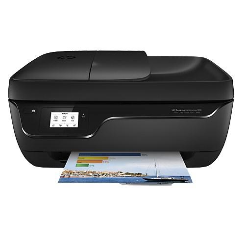 HP Deskjet Ink Advantage 3835 Faks + Fotokopi + Tarayıcı + Yazıcı F5R96C
