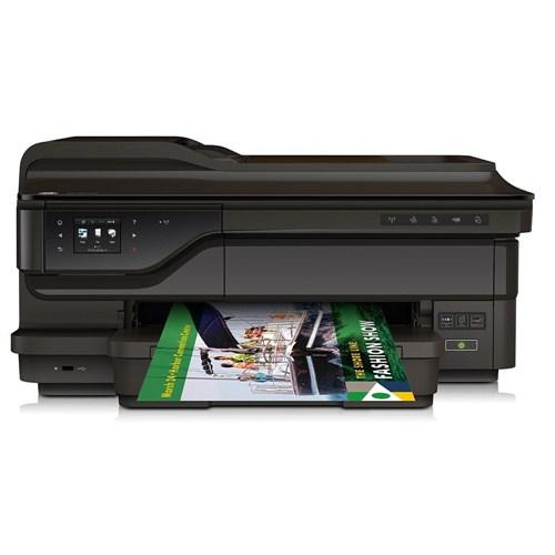 HP Officejet 7612 Fotokopi + Tarayıcı + Faks + Wi-Fi Yazıcı G1X85A