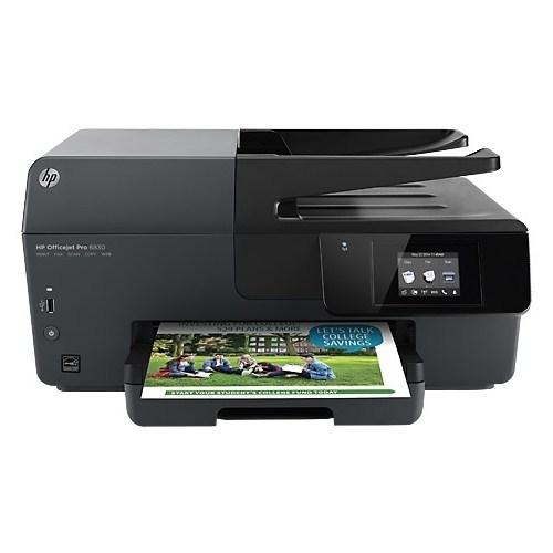 HP Officejet Pro 6830 Fotokopi + Faks + Tarayıcı + Yazıcı E3E02A