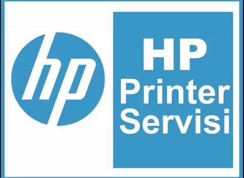 hp yazıcı servisi